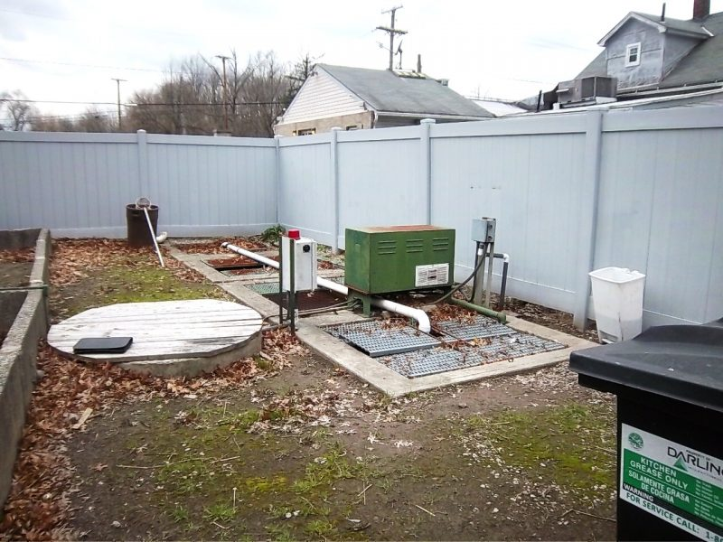 Packaged Wastewater Treatment System