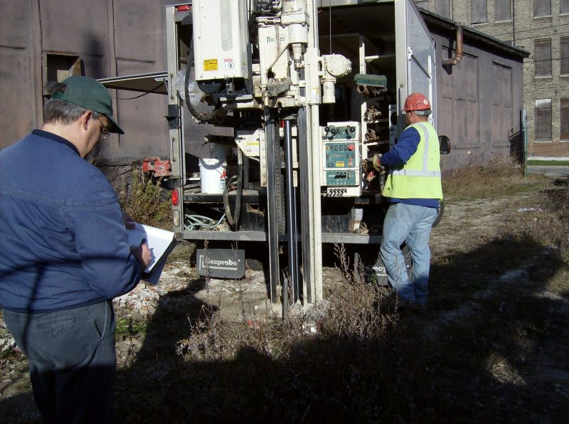 Phase II Environmental Site Assessment 1
